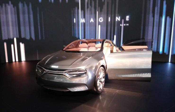 "Kia ""Imagine by Kia"" (Genewa 2019)"