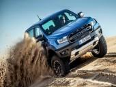 Ford Ranger Raptor. Pick-up do zadań specjalnych