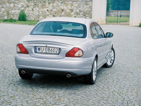 Jaguar X-Type - Light-Type  - motogazeta mojeauto.pl