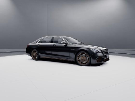 Mercedes-AMG S 65 Final Edition w Polsce
