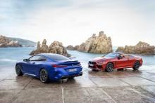 Nowe BMW M8 i M8 Competition
