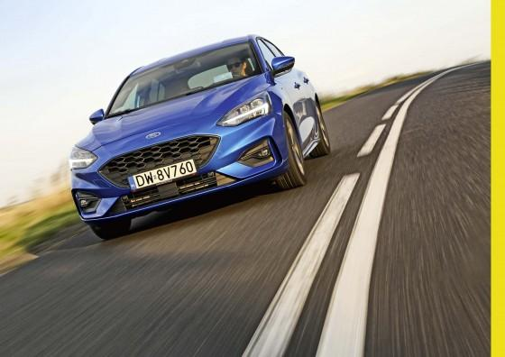 Nowy Ford Focus - test