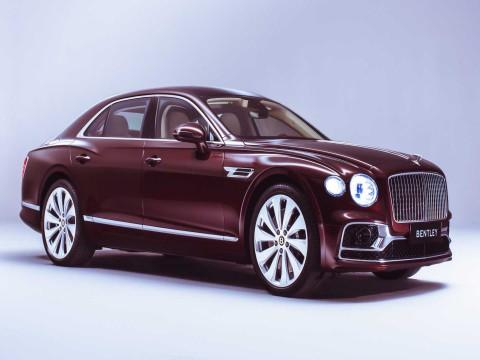 Nowy Bentley Continental Flying Spur  - motogazeta mojeauto.pl