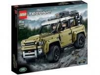 Land Rover Defender od Lego Technic