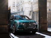 DS 3 CROSSBACK Ikona stylu high-tech