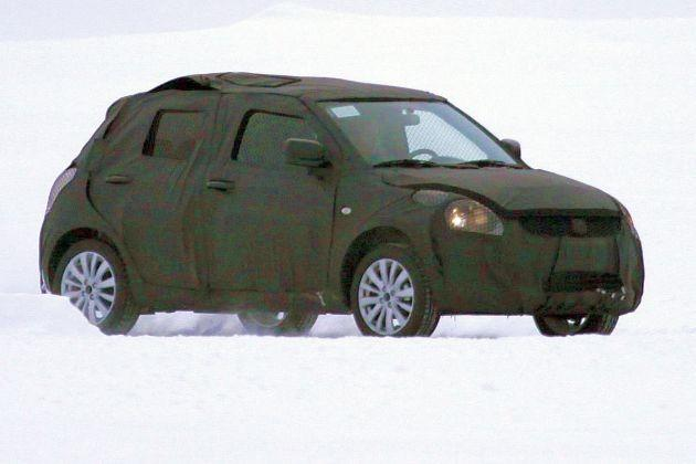 Nowe Suzuki Swift