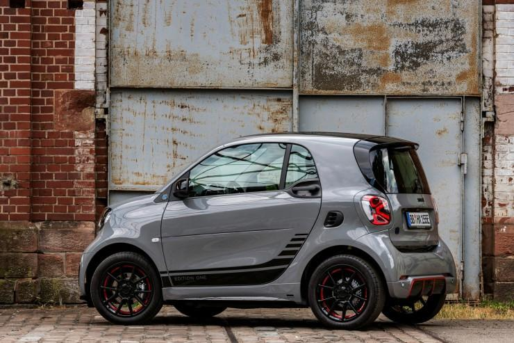 Smart EQ ForTwo - facelift 2019
