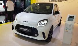 Smart EQ forfour (Frankfurt 2019)