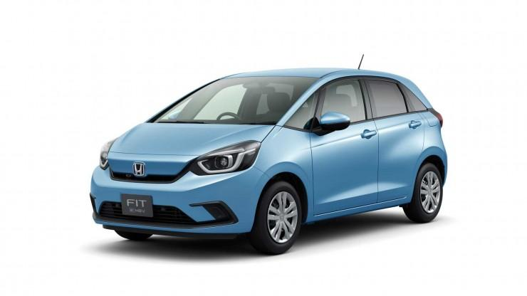 Honda Jazz/Fit 2019