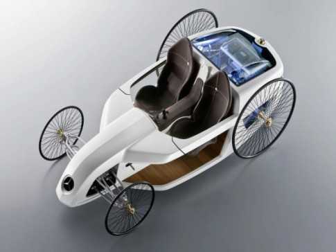 Mercedes F-Cell Concept