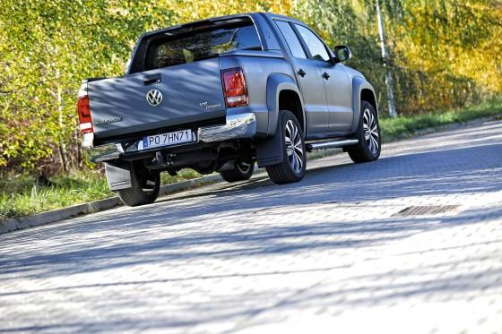 VW Amarok Aventura - pick-up z V6
