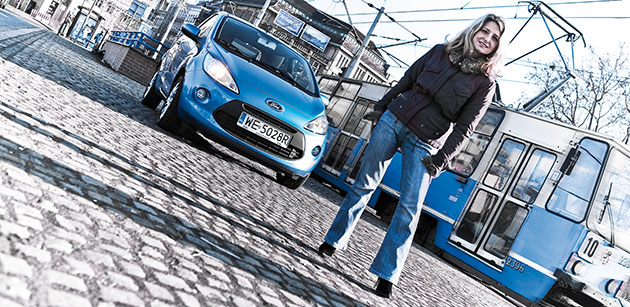 Ford Ka – made in Tychy