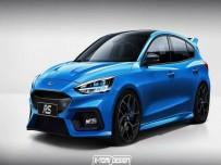 Ford Focus RS 2021 X-Tomi Design