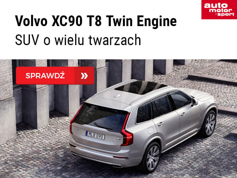 Volvo XC 90 Twin engine