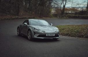 Alpine A110 Legende GT i A110 Color Edition (Genewa 2020)