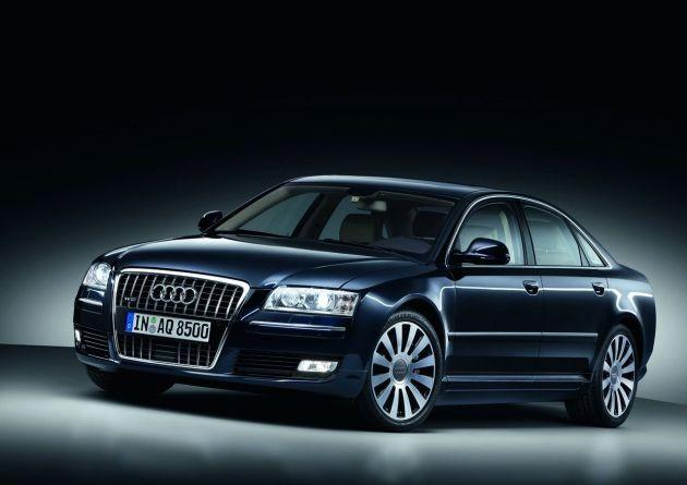 Audi A8 Comfort Plus Style