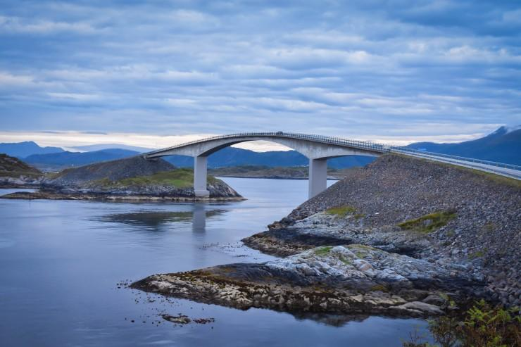 Norwegia, Atlantic Road