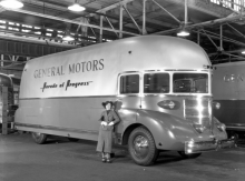 GMC Futureliner Parade of Progress