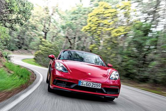 Porsche 718 Boxster GTS 4.0: GT yeS! | TEST