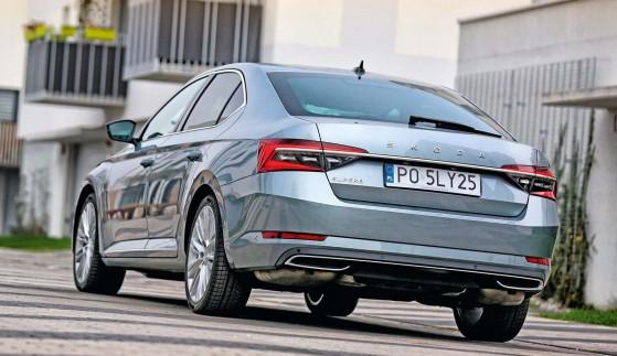 Skoda Superb 2.0 TSI Laurin&Klement: fakty i opinie | TEST