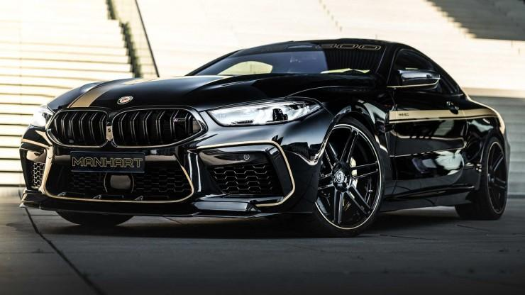 Manhart MH8 800 - BMW M8 Competition po tuningu