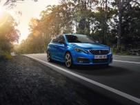 Peugeot 308 face lifting 2020