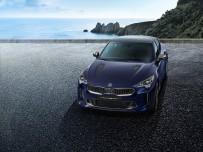 Kia Stinger face lifting 2020