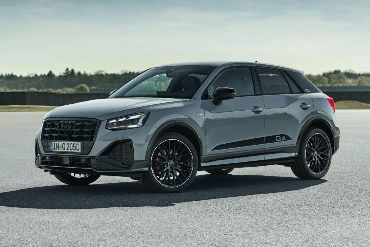 Audi Q2 face lifting 2020