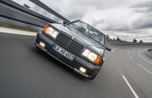 Mercedes AMG 300 CE 6.0: The Hammer - TEST