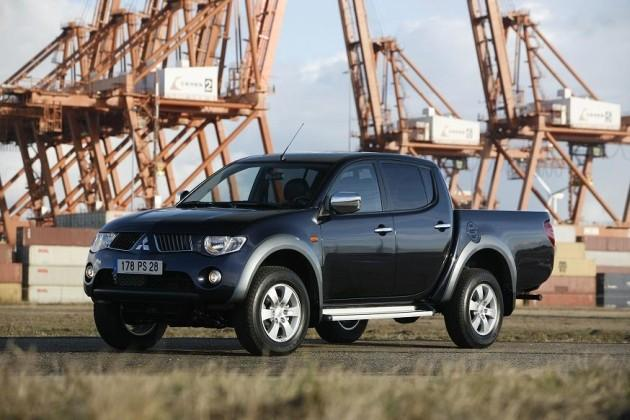 Mitsubishi L200 High Power