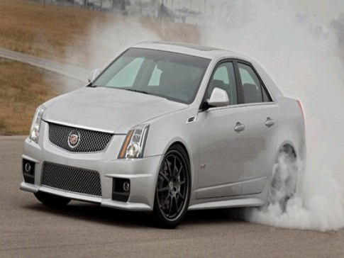 Hannesey Cadillac CTS-V