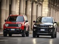 Jeep Renegade 4xe i Compass 4xe