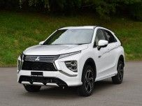 Mitsubishi Eclipse Cross facelift 2020