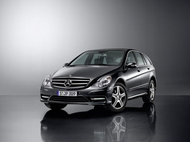 Mercedes R-klasa Grand Edition