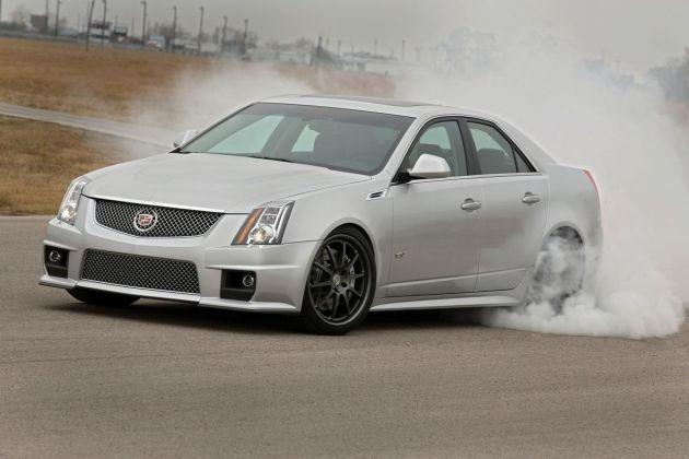 Hennessey CTS-V