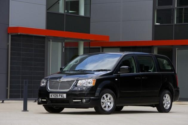 Chrysler Grand Voyager 25th Anniversary