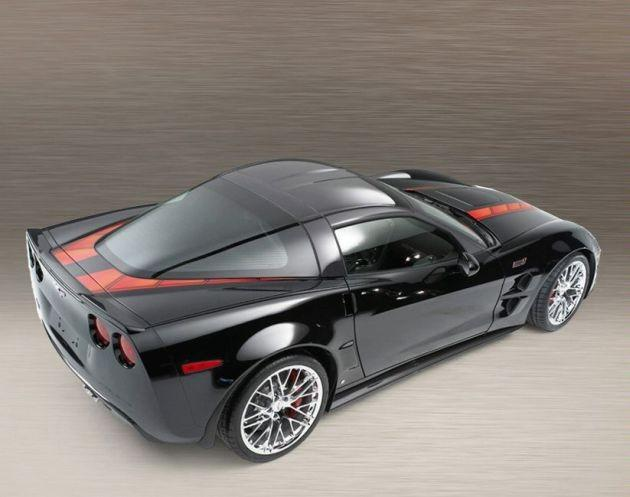 Corvette ZR1 Hero Edition