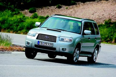 Forester 2.0 X