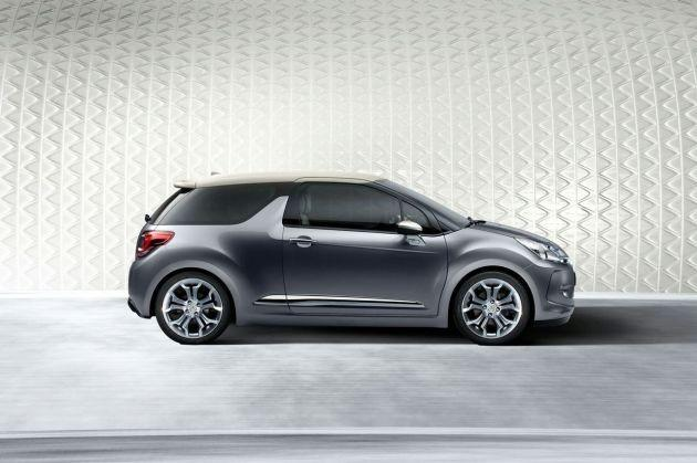 Citroen DS3 Inside Concept