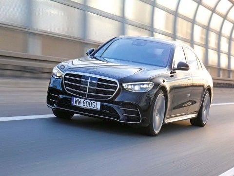Mercedes S: Hardware czy software - TEST  - motogazeta mojeauto.pl
