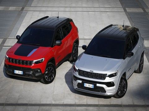 Jeep Compass po face liftingu  - motogazeta mojeauto.pl