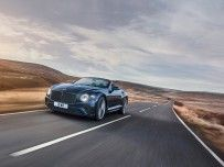 Bentley Continental GT Speed Convertible 2021