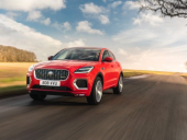 Jaguar E-PACE – Podróżować z klasą po mieście