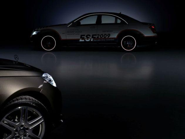 Mercedes ESF S400 Hybrid Concept