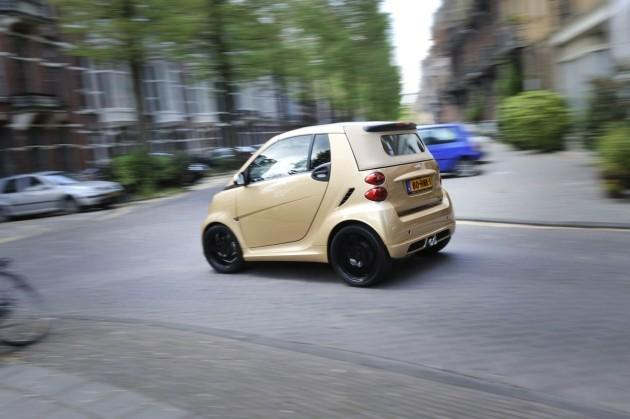 Brabus Smart Fortwo Edition Ten