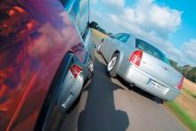 Citroen C6 i Chrysler 300C