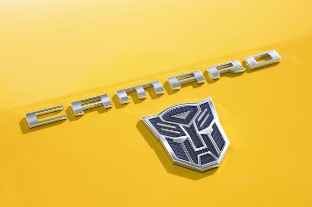 Chevrolet Camaro Transformers Edition