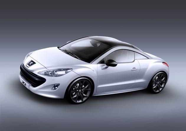 Peugeot RCZ Limited Edition