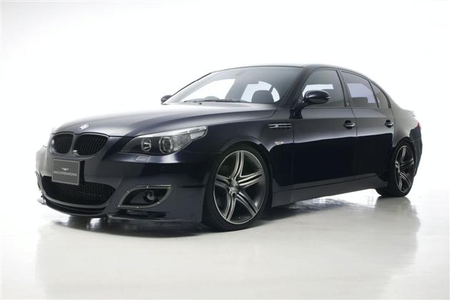 BMW M5-look Wald International