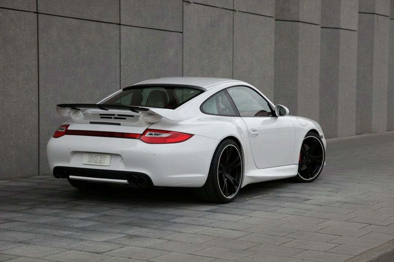 Porsche Carrera 4S od firmy TechArt